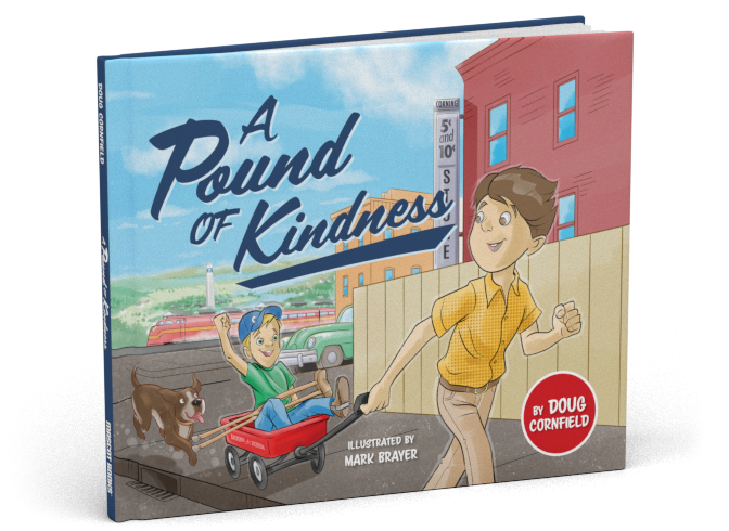 A Pound of Kindness Cover